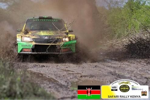 Rally Safari cancelado