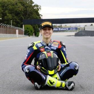 Miguel Santiago no Mundial Superbikes