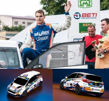 JWRC News: Koči regressa à Júnior