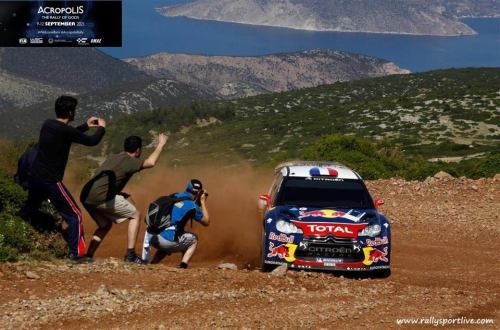 WRC News: Acrópolis substitui Chile