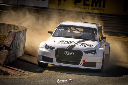 Nuno Araújo estreou um Audi A1 S1600