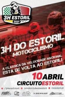 Motores ouvem-se a 10 Abril no Estoril