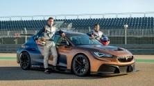 A CUPRA disputará o WTCR 2021 com Jordi Gené e Mikel Azcona ao volante do CUPRA Leon Competición