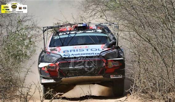 WRC News: Regulamentos técnicos alterados para o Safari?