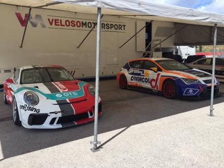 Veloso Motorsport quer vencer em fim-de-semana especial