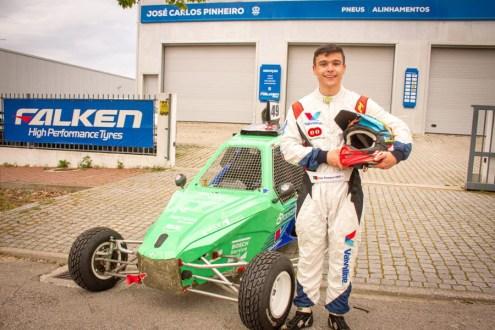João Pinheiro ambicioso para a segunda época no desporto automóvel