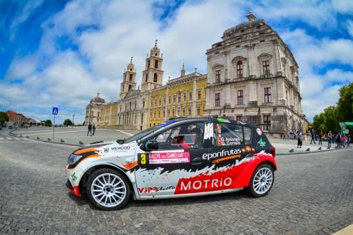 Gil Antunes em destaque  assina pódio no Rallye das Camélias