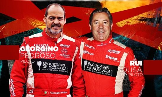 Georgino Pedroso quer manter liderança