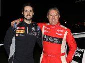Ricardo e Rui Sousa em Serpa de Peugeot 208