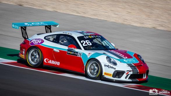 Veloso Motorsport 100% vitoriosa no Algarve!