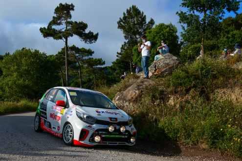 Kia Rally Cup trouxe emoção ao Rali das Camélias