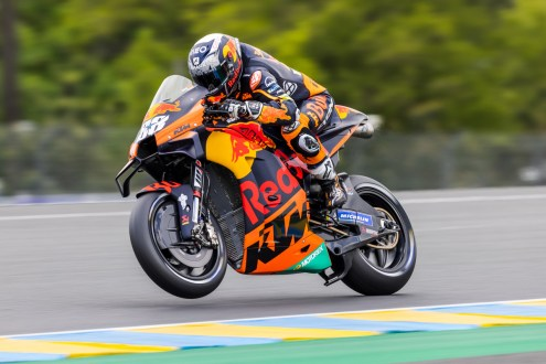 Miguel Oliveira arranca em 10º em Le Mans