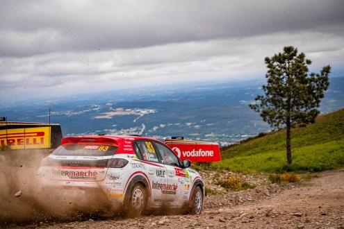 Transmissão trava EFC Rally Team no Rali de Portugal