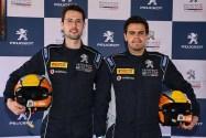 Ricardo Sousa presente no Peugeot 208 Rally4