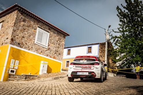 EFC Rally Team com azar em Castelo Branco