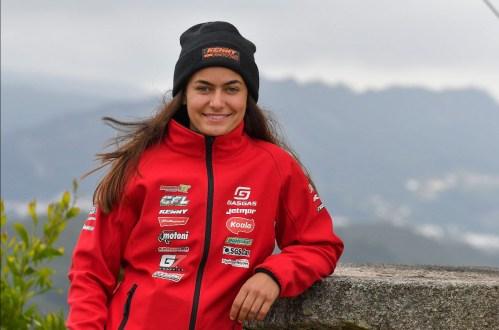 Bruna Antunes no Enduro GP de Marco de Canaveses