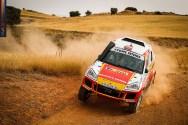 PRK Sport Rally Team com performance de luxo na 1ª Etapa da Baja España Aragon