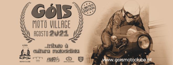 Góis Moto Village: um tributo à cultura motociclista