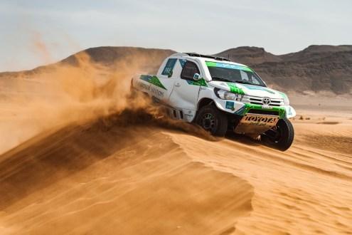 Paulo Rui Ferreira e João Ferreira no Rallye du Maroc