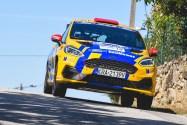 Ford Fiesta Rally3 de regresso ao asfalto no Rallye Vidreiro Centro de Portugal Marinha Grande