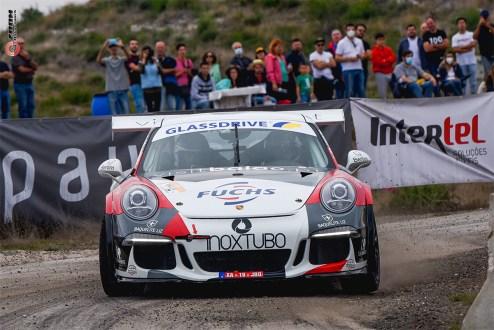 Vítor Pascoal assina quarto triunfo do ano com vitória no Rallye Vidreiro Centro de Portugal Marinha Grande