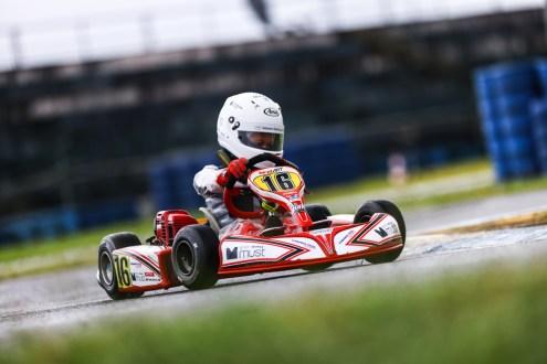 Lourenço Antunes sagra-se Vice-campeão de Portugal de Karting na categoria Iniciação