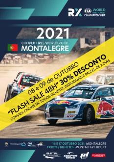 Montalegre lança campanha de bilhetes para o Mundial de Rallycross