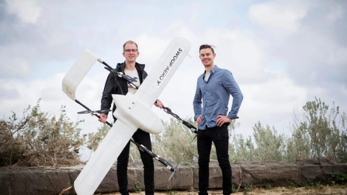 The World's First Drone-Delivered Vaccines