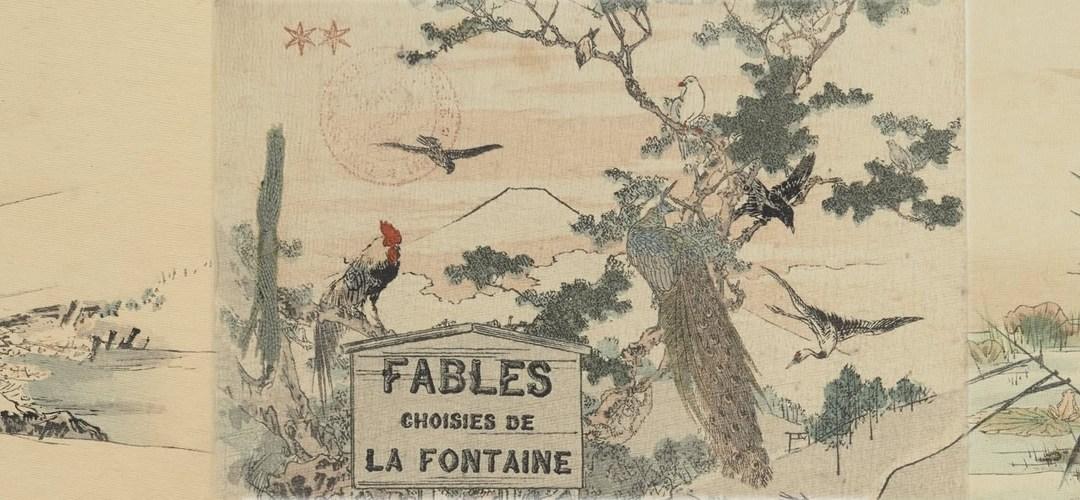 Les fables de La Fontaine et Florian au Japon
