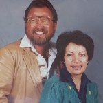Ray and Dorothy Lucero. Please pray for the repose of their souls and for their generous family.
