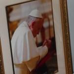 Praying Holy Father