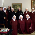 Religious Sisters of Mercy with Handmaids of the Precious Blood.
