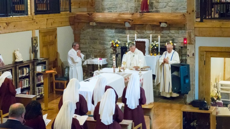 Funeral Mass for Sister Rose Anne of Jesus