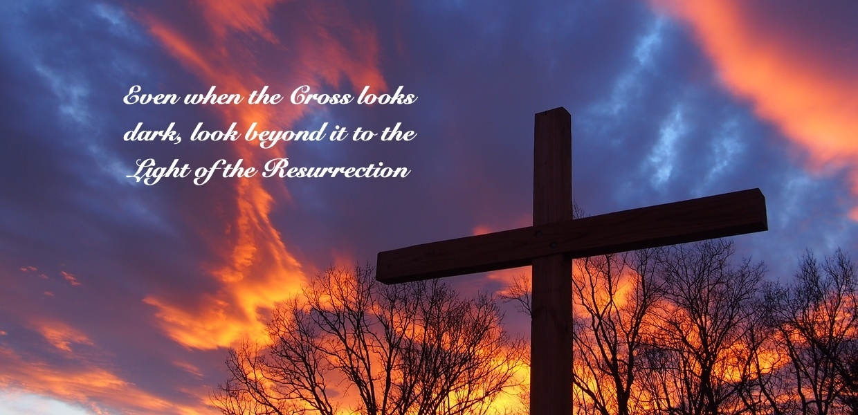 SLIDER VIEW QUOTE CROSS RESURRECTION