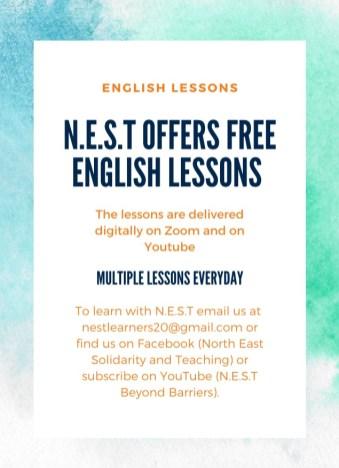 NEST English Lessons