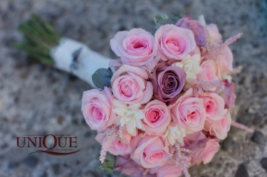 Trandafiri roz pentru buchete mireasa Iasi