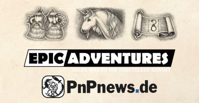 Nandurion / Epic Adventures / PnPnews