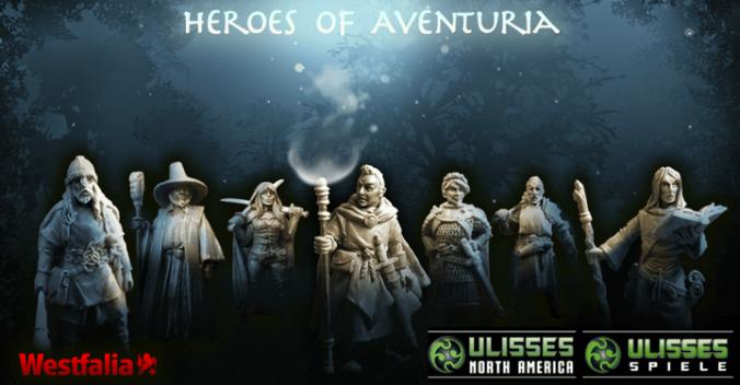 Westfalia Heroes of Aventuria