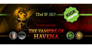 The Vampire of Havena Audio Adventure