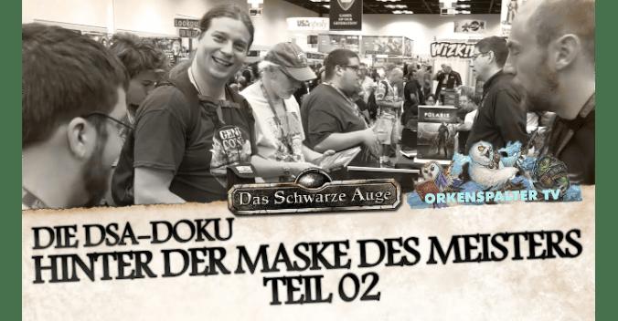 Hinter der Maske des Meisters 2