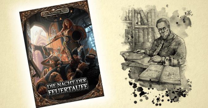 Cover von Die Nacht der Feuertaufe und Darstellung Engors