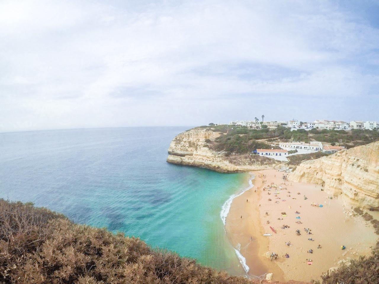 O que fazer no Algarve / Praia e Gruta do Benagil