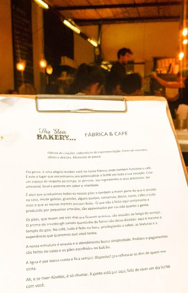 The Slow Bakery | Onde comer no Rio de Janeiro