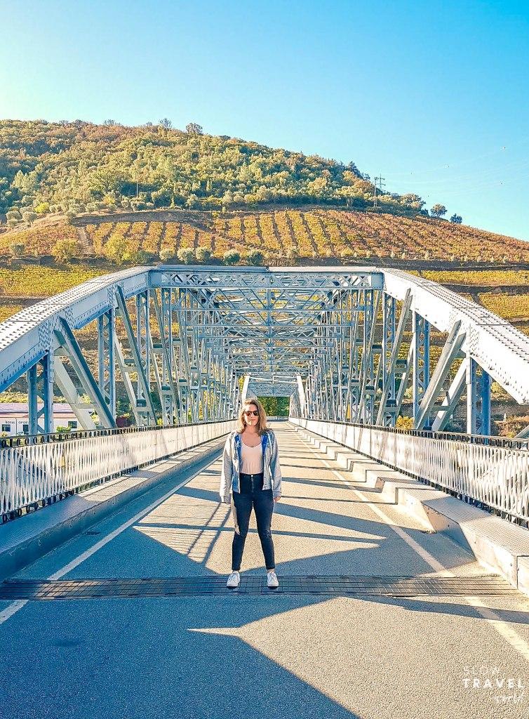 Ponte em Pinhão | Região do Douro