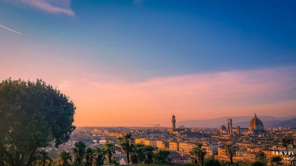 Piazzale Michelangelo | Florença | Roteiro de Viagem pela Itália