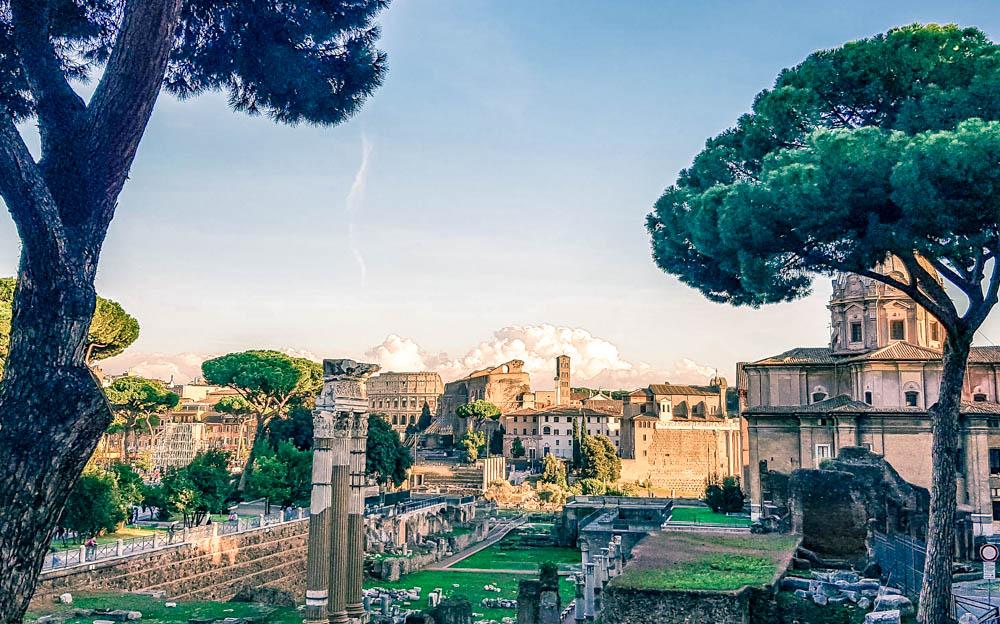 Vista | O que Fazer em Roma