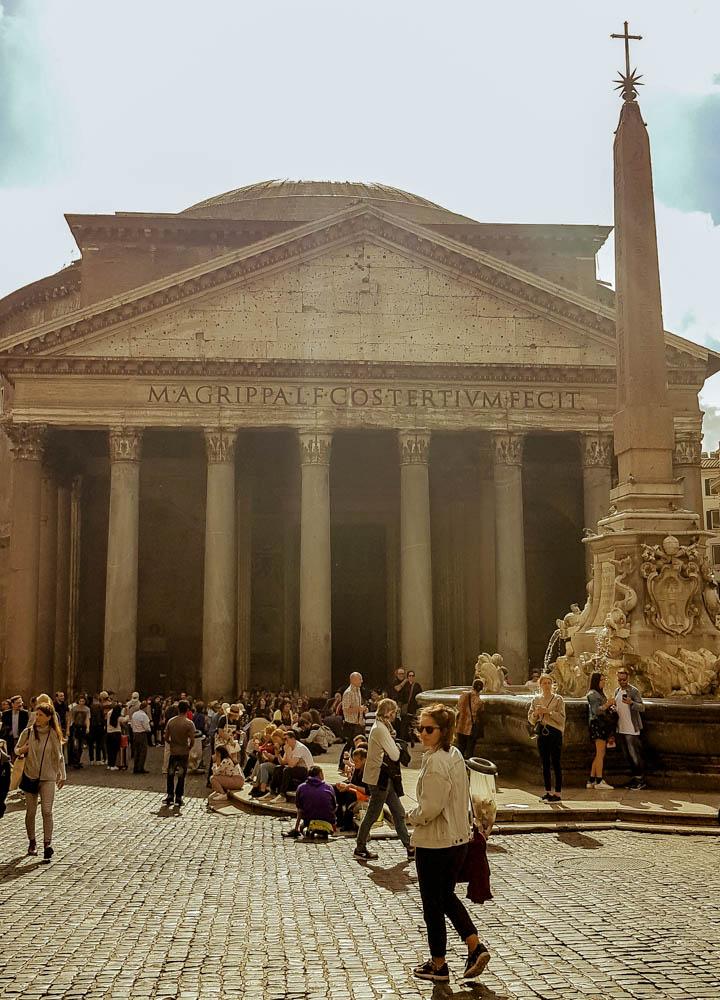 Pantheon | O que fazer em Roma
