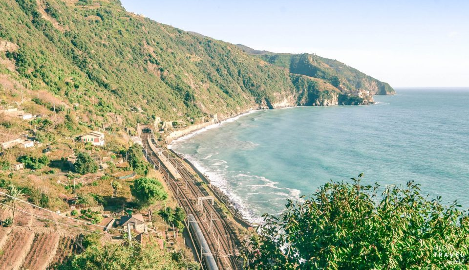 Estação de Trem de Corniglia | O que fazer em Cinque Terre