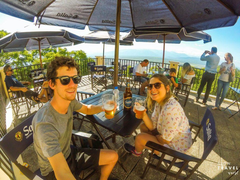 Topo do Cerro San Bernardo | O que fazer em Salta