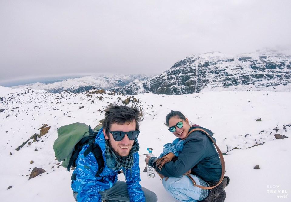 Montanha Chacaltaya | La Paz